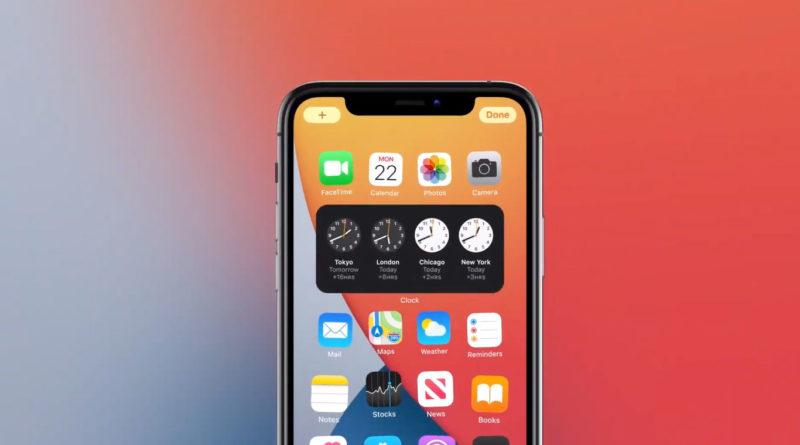 iOS 14 trucos y widgets