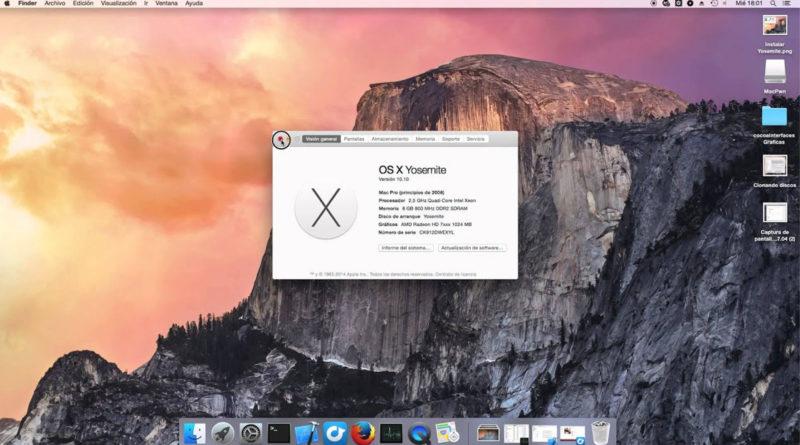 Como descargar versiones anteriores de macOS,