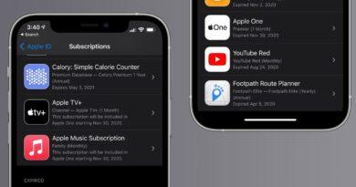 Cómo ver, cancelar y renovar suscripciones en iPhone y iPad