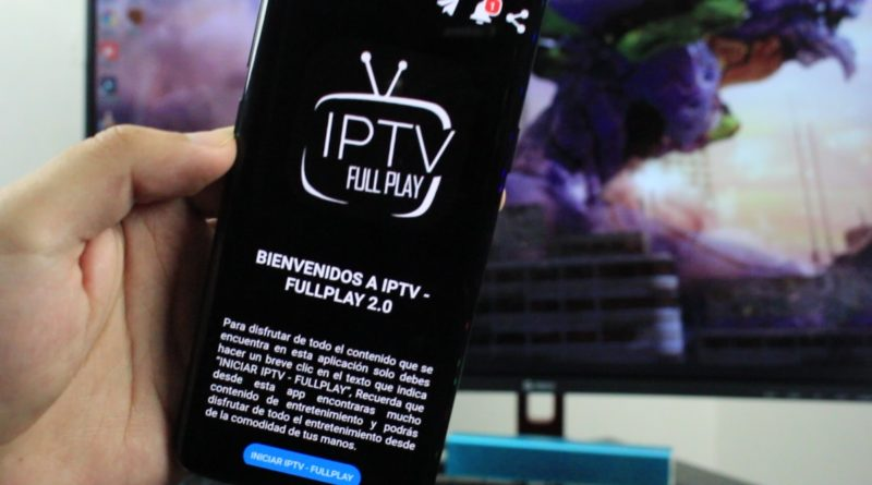 iptv full Play, canales HD en Android