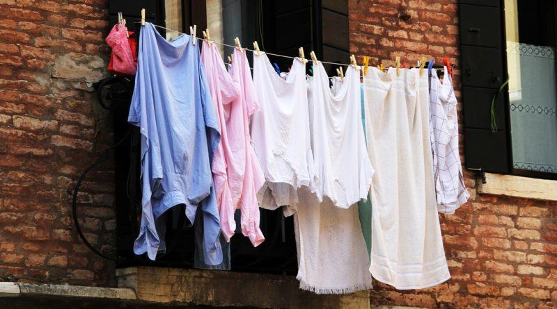 ¿Cómo secar la ropa en invierno?
