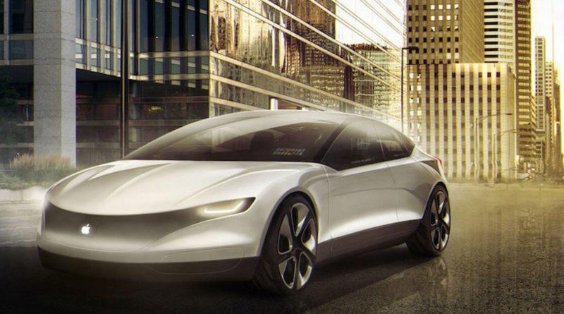 El coche eléctrico de Apple está en camino para la producción de 2024
