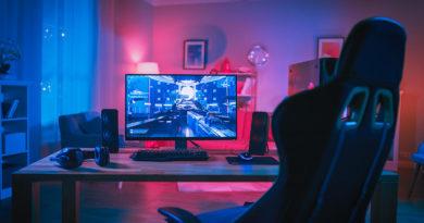 Ilumina tu sala de juegos con luces LED