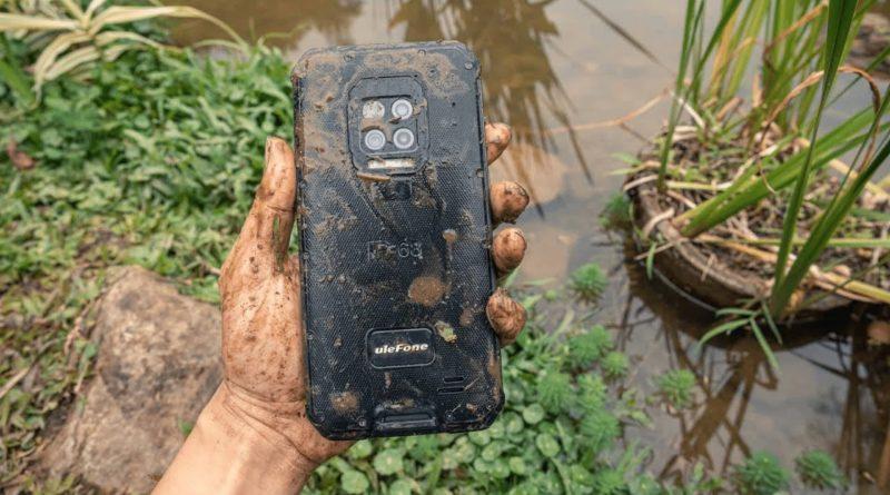 Teléfonos Todoterreno