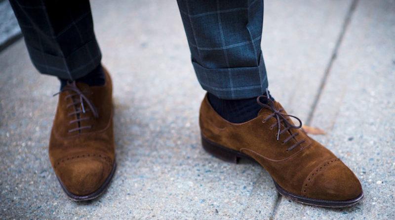 Cómo combinar los calcetines con tu atuendo