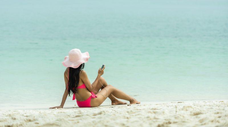 Apps para tomar el sol de forma segura