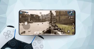 Conectar un control de PS5 a un teléfono Android
