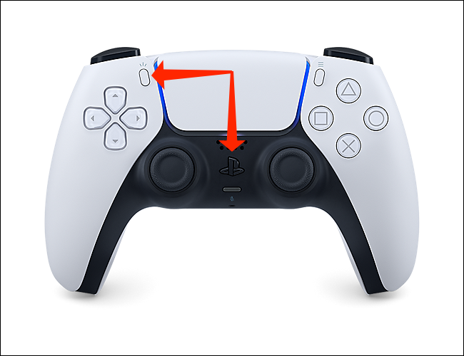 Connect a PS5 controller