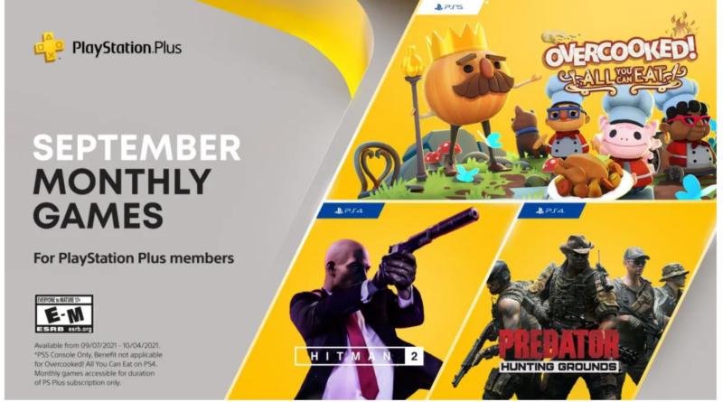 Juegos Ps Plus Septiembre - 2021