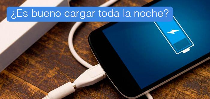 ESCAPE DIGITAL - ¿Es bueno dejar el móvil cargando durante la noche?