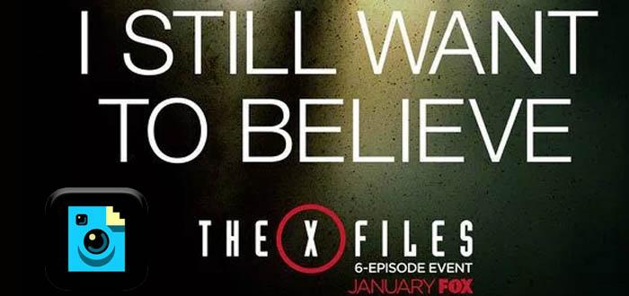 Giphy Cam lanza edición especial de X Files