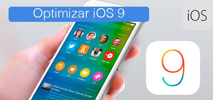 ESCAPEDIGITAL-Solucionar problemas de lentitud en iOS 9
