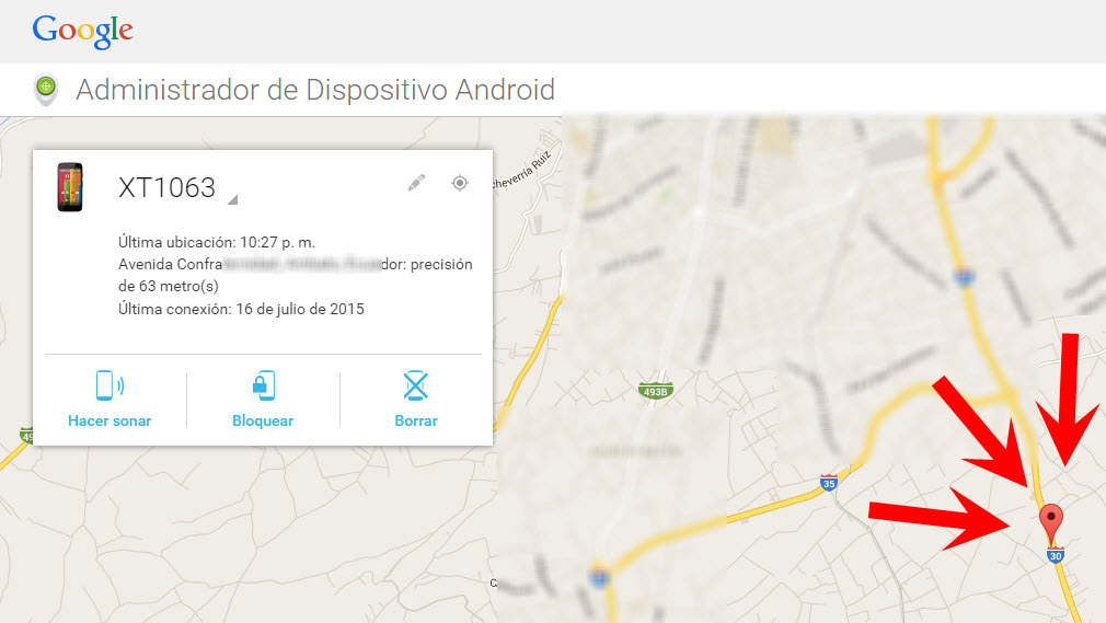 android device manager - escapedigital