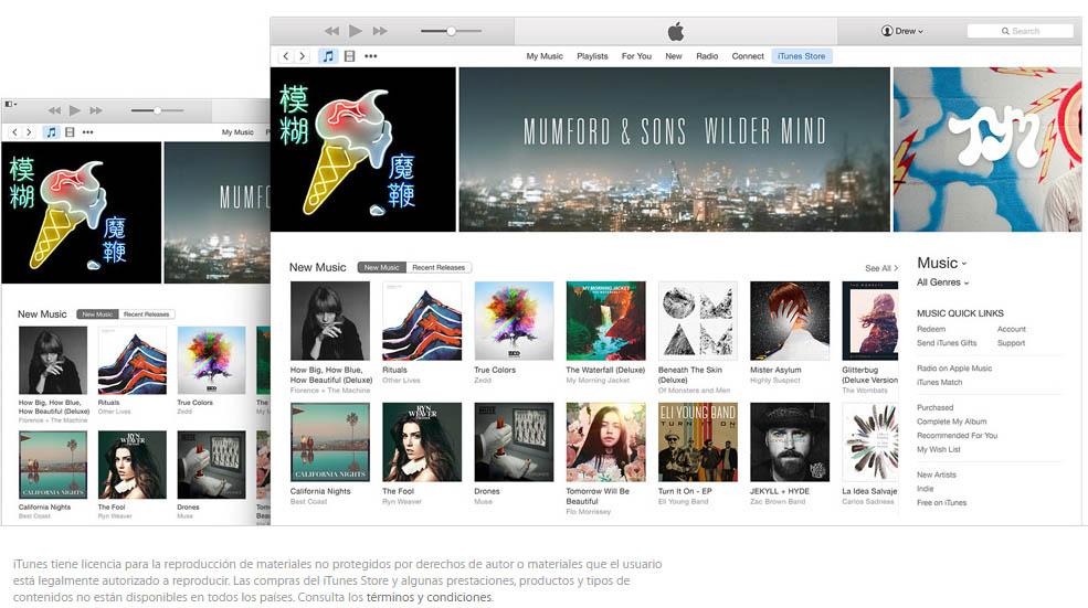 EscapeDigital- iTunes