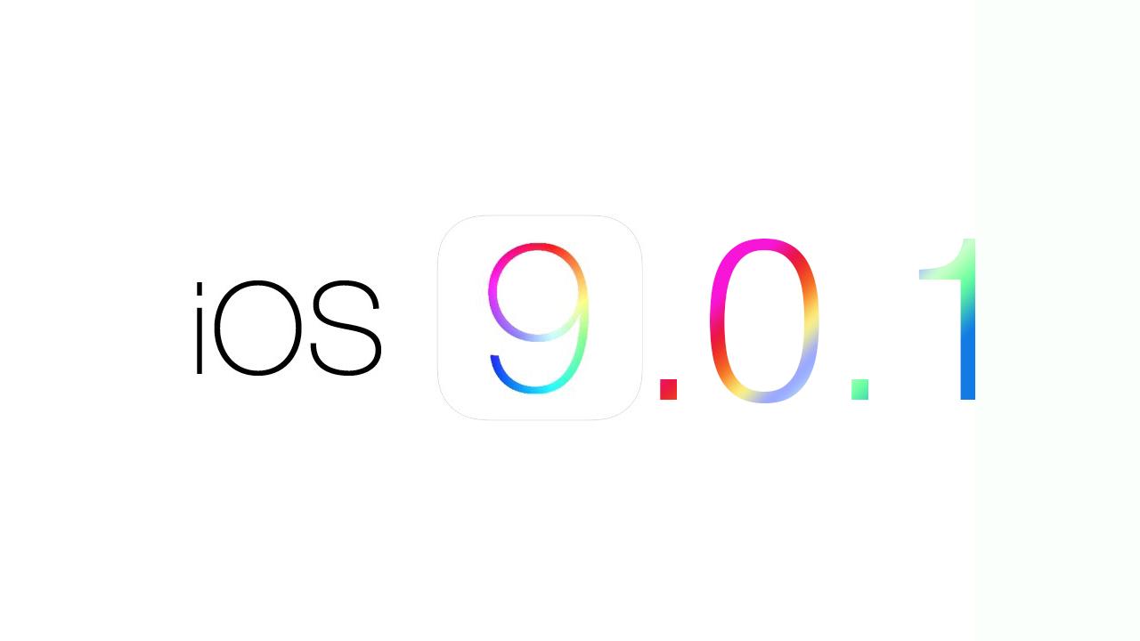 ESCAPE DIGITAL - Nueva actualización iOS 9.0.1