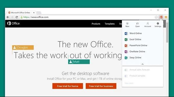 escapedigital-Office Online