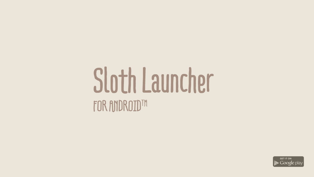 sloth launcher - escapedigital